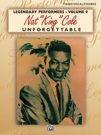 Nat King Cole: Unforgettable: Piano Vocal Guitar
