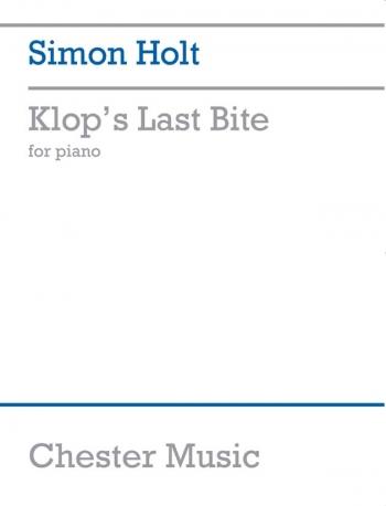 Klops Last Bite: Piano (Chester)