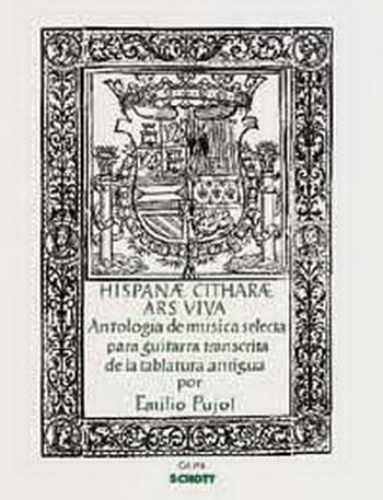 Hispanae Citarae Ars Viva: Guitar