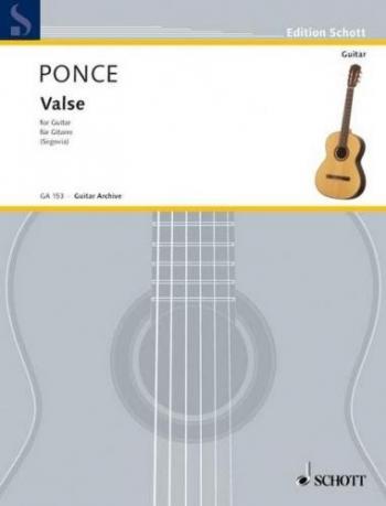 Valse: Guitar