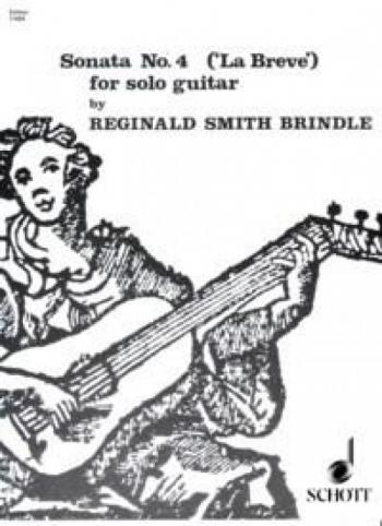 Sonata No 4 (La Breve): Guitar