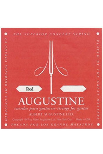 Augustine Red Label Strings