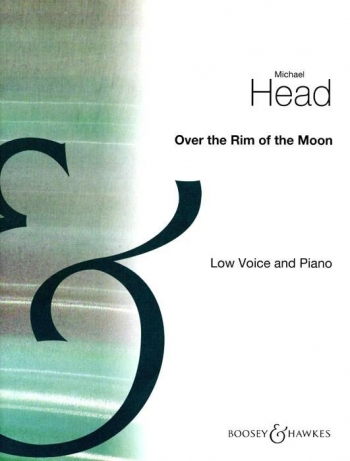 Over The Rim Of The Moon: High Voice and Piano