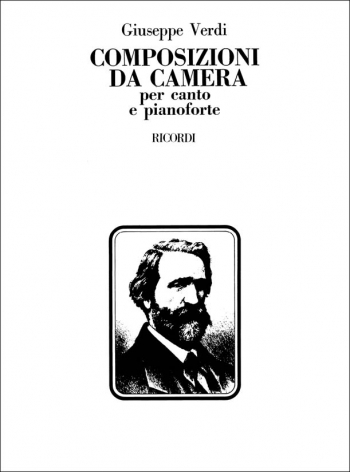 Composizioni Da Camera: Vocal and Piano