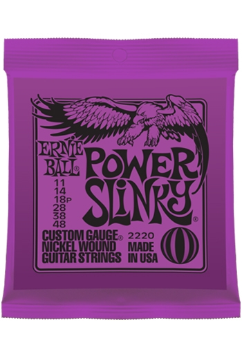 Ernie Ball Power Slinky Guitar Strings