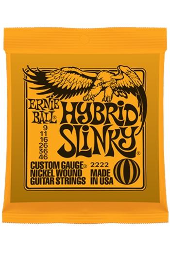 Ernie Ball Hybrid Slinky Guitar Strings