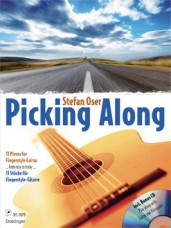Picking Along: 15 Pieces For Fingerstyle
