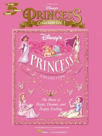 Disneys Princess Collection: Vol.1: Piano Vocal Guitar