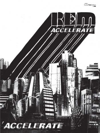 Rem: Accelerate: Guitar Tab