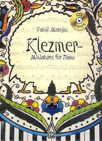 Klezmer Miniatures For Piano
