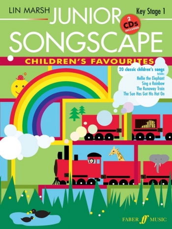 Junior Songscape: Childrens Favourites: Songbook (Marsh)