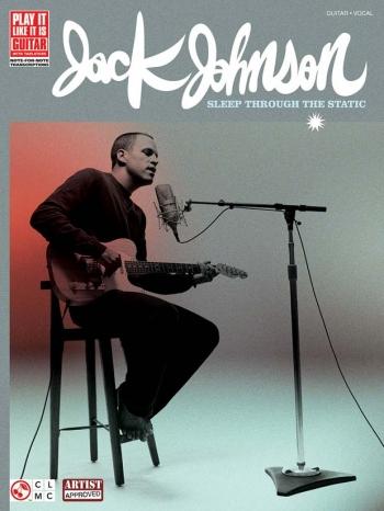 Jack Johnson: Sleep Through The Static: Guitar