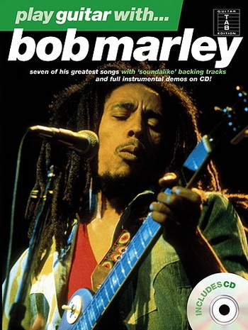 Play Acoustic Guitar With Bob Marley: Book & Cd