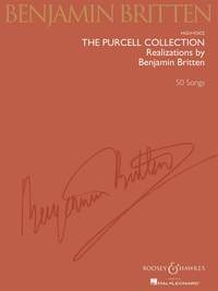 The Purcell Collection: 50 Songs: High Voice and Piano