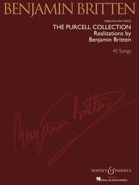 The Purcell Collection: 50 Songs: Medium Low  Voice and Piano