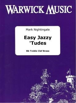 Easy Jazzy Tudes: Trombone Treble Clef Book & Cd  (Nightingale)