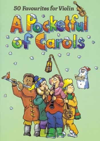 Pocketful Of Carols: Violin