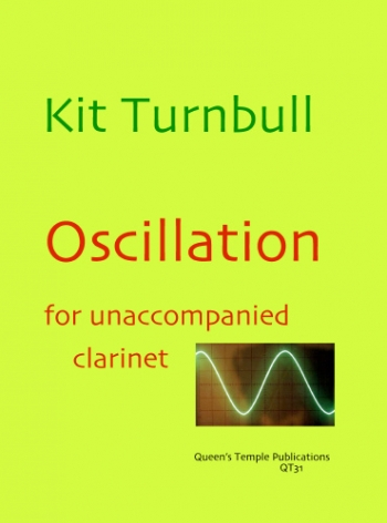 Oscillation: Clarinet Solo