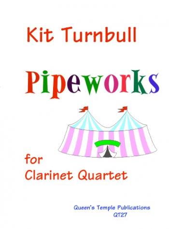 Pipeworks: Clarinet Quartet