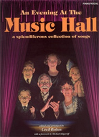 An Evening At The Music Hall - Piano Vocal Guitar