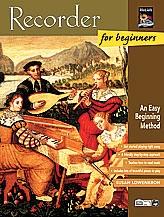 Recorder For Beginners: Bk&cd
