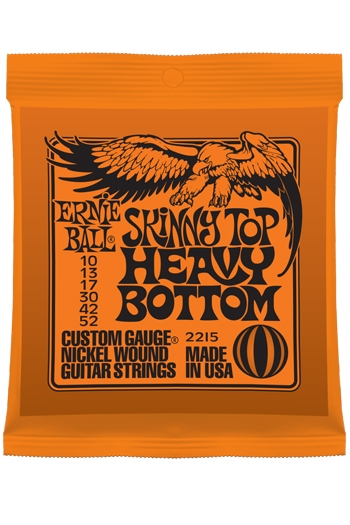 Ernie Ball Skinny Top Heavy Bottom 10-52 Guitar Strings