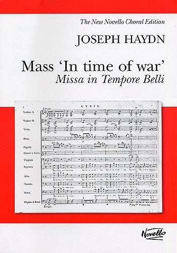 Mass In Time Of War: Missa In Tempore Belli: Vocal Score