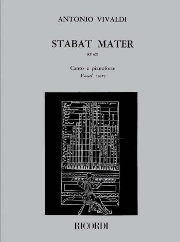 Stabat Mater: Rv621: Vocal Score (Ricordi)