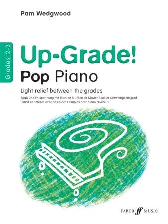Up-grade Pop: 2-3: Piano (Wedgwood)