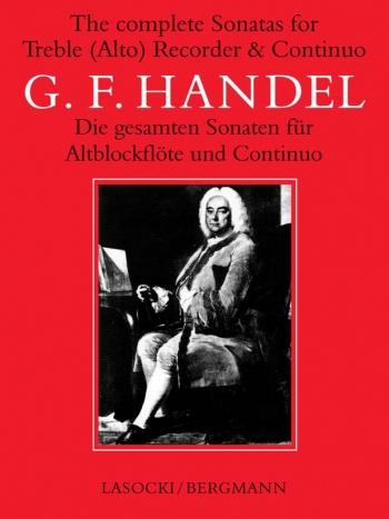 Complete Sonatas: Treble Recorder (Faber)