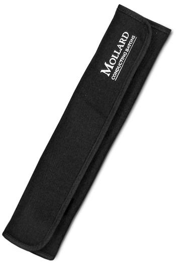Mollard 12 Inch Black Wrap Baton Case