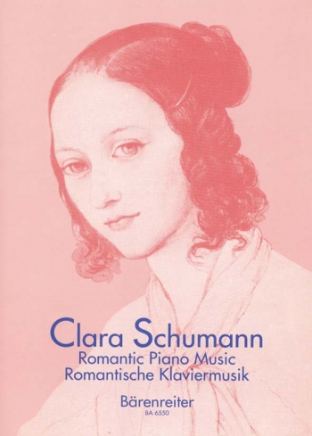 Romantic Piano Music Vol 1 Solo Piano (Barenreiter)