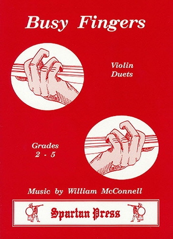 Busy Fingers: Violin Duets
