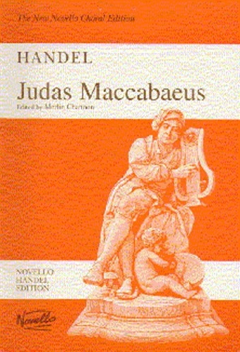 Judas Maccabaeus: Vocal Score (Channon)