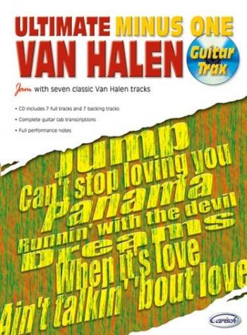 Van Halen Guitar Trax Volume 1: Guitar Tab