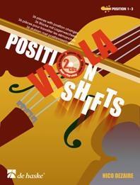 Position Shifts: Position 1-3: Viola (Dezaire)