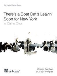 Theres A Boat Dats Leaving Soon For New York: Clarinet Choir