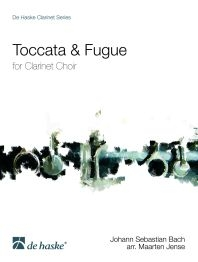 Toccata & Fugue : Clarinet Choir