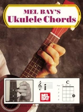 Mel Bays Ukulele Chords: Tutor