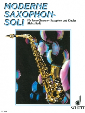 Modern Saxophone Solos: Tenor Saxophone