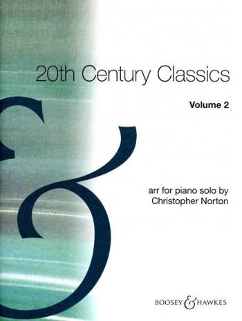 20th Century Piano Classics: Vol.2: Piano Solo