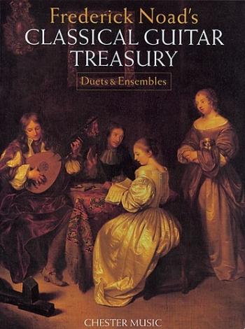 Classical Guitar Treasury: Duets and Ensembles