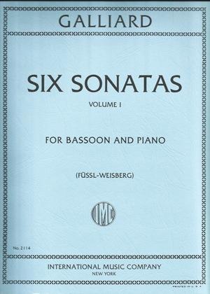 Sonatas Vol.1: Bassoon (International)