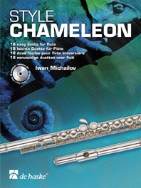 Style Chamelon: 18 Easy Duets For Flute