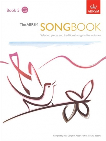 ABRSM Songbook Book 5: Vocal Exam: Book & CD
