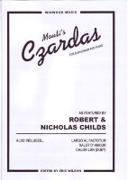 Czardas For Euphonium & Piano: Treble Clef (Childs Edited Wilson)