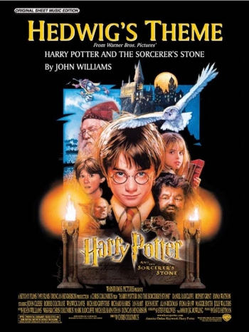 Harry Potter Ost Hedwigs Theme: Piano Solo