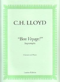 Bon Voyage: Clarinet & Piano
