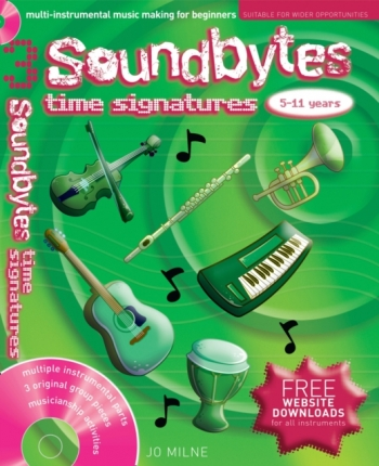 Soundbytes: Time Signature:  Years 5-11