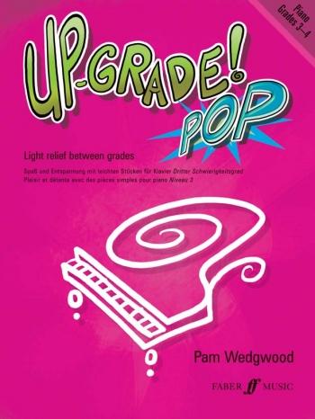 Up-grade Pop: 3-4: Piano (Wedgwood)